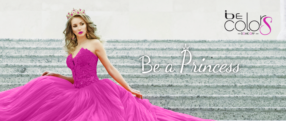 be a princess